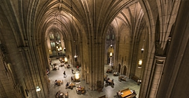 Commons Room of the Cathedral of Learning